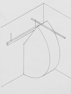 Fig. 1 Door movement (heating pipe)